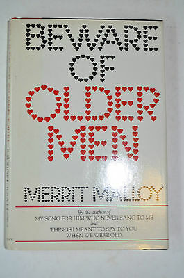 Beware Of Older Men By Merrit Malloy *Inscribed*First Ed*