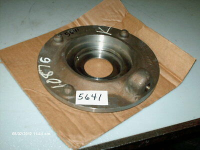 Durco Lower Bearing Plate Cover Mod #16001116 Alloy 20 (NEW)