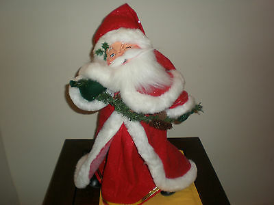 """ANNALEE 20"""" CLASSIC SANTA NEW WITH TAG"""