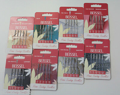 Beissel Sewing Machine Needle Pack...