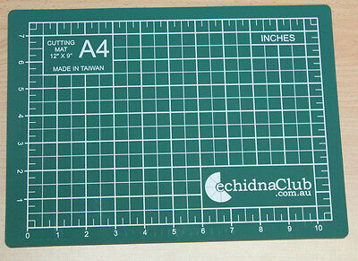 Bulk Lot X 10 - A4 - Cutting Mat - 5 Ply