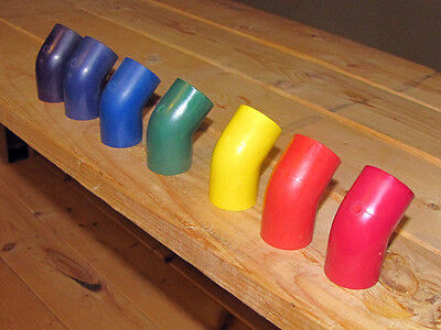 Pvc Dyes For Stains 10 Colors Concentrated 1/4 0Z Bottles