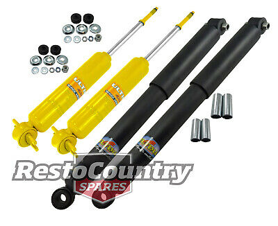 Holden HQ HJ HX HZ WB Front & Rear Gas Shock Absorbers Ute Van 1-Ton