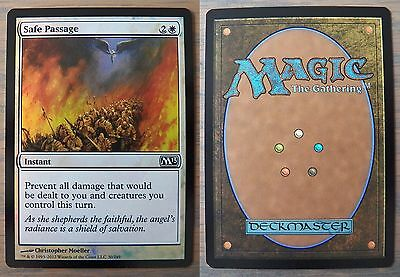 Safe Passage Magic M13 2013 VF C 4x Passage protege