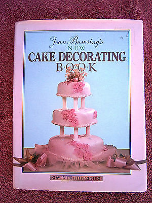 Jean Bowring s New Cake Decorating Book 1986 Edition Used ...