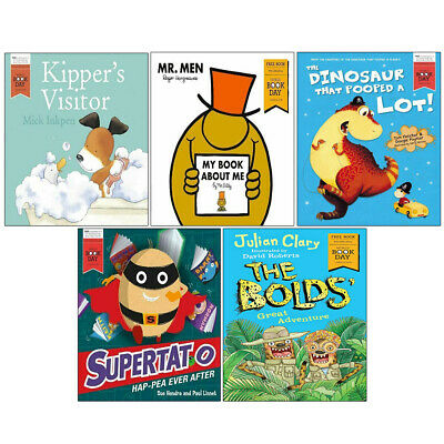 Oi Goat Bolds' Great Adventure Supertato Hap-pea Ever After 7 Books Collection