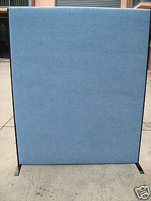 New Office Partition Freestanding Screen Acoustic Floor  Divider  Liverpool