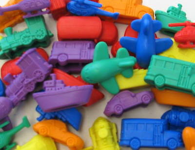 Transport  Counters for Sorting Counting Pretend Play Maths Games