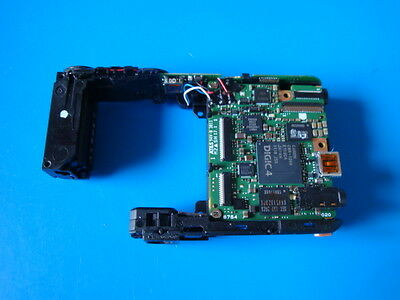 CANON POWERSHOT A2200 MAIN SYSTEM BOARD WITH FLASH FOR REPLACEMENT REPAIR PART