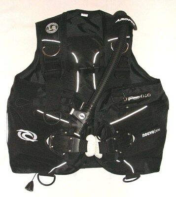 NEW BCD for Technical or Demanding Divers Only!    AROPEC NOUVO size S