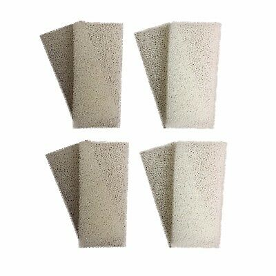 8 x Compatible Foam Filter Pads Suitable For Fluval U2 Aquarium Filter