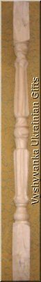 """Perfect Carved Wooden Stair Balusters Spindles 36"""""""