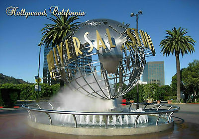 MAGNET Travel UNIVERSAL STUDIOS Hollywood California Free Shipping