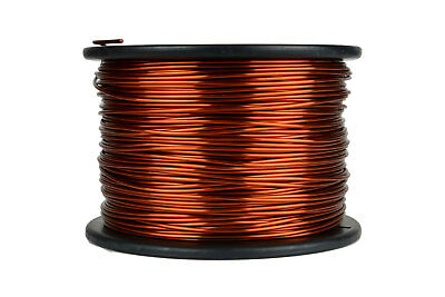 Magnet Wire 12 AWG Gauge Enameled Copper 10lb 500ft 200C Magnetic Coil Winding