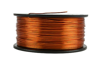 Magnet Wire 19 AWG Gauge Enameled Copper 200C 1.5lb 375ft Magnetic Coil Winding