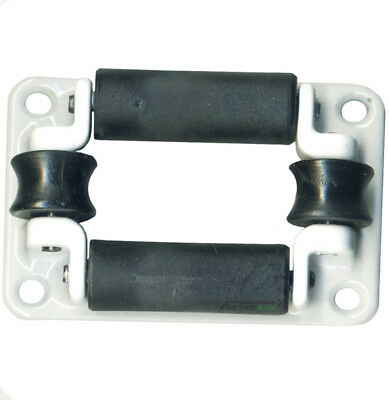 """Reelcraft HR1145 Hose Roller Guide for 3/8"""" to 1/2"""" ID Hose"""