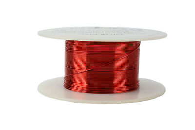 Magnet Wire 26 AWG Gauge Enameled Copper 4oz 155C 314ft Magnetic Coil Winding