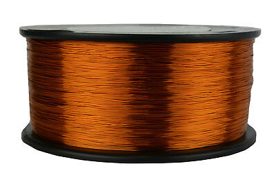 TEMCo Magnet Wire 28 AWG Gauge Enameled Copper 200C 1.5lb 2982ft Coil Winding