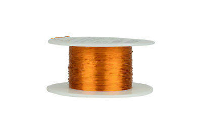TEMCo Magnet Wire 32 AWG Gauge Enameled Copper 4oz 1222ft 200C Coil Winding