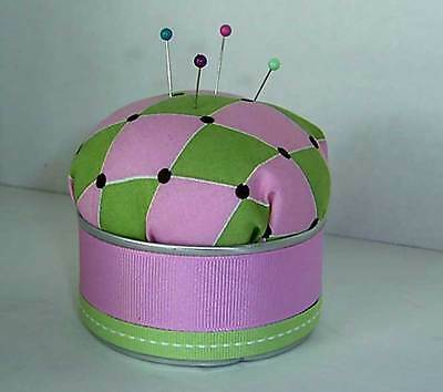 Unique & Beautiful Pincushions ~ Made Out Of Recycle Can