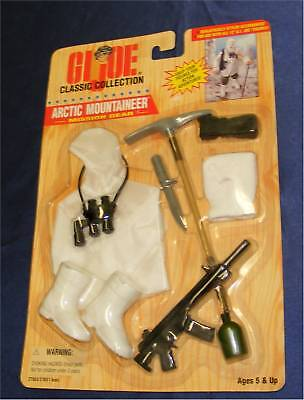 Gi Joe Arctic Mountaineer Mission Gear Ovp Neu