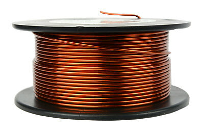 Magnet Wire 14 AWG Gauge Enameled Copper 8oz 40ft 200C Magnetic Coil Winding