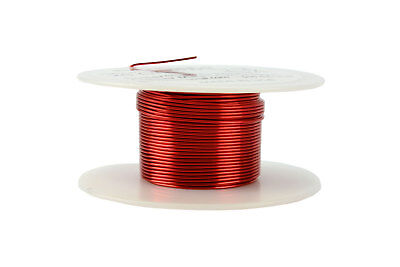Magnet Wire 20 AWG Gauge Enameled Copper 2oz 155C 39ft Magnetic Coil Winding