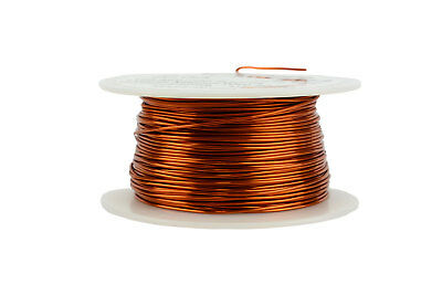 TEMCo Magnet Wire 20 AWG Gauge Enameled Copper 200C 8oz 157ft Coil Winding