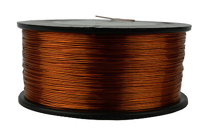Magnet Wire 23 AWG Gauge Enameled Copper 200C 1.5lb 939ft Magnetic Coil Winding
