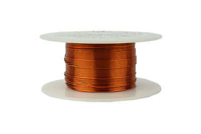 Magnet Wire 24 AWG Gauge Enameled Copper 200C 4oz 197ft Magnetic Coil Winding