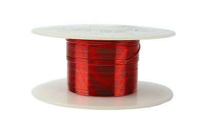 TEMCo Magnet Wire 26 AWG Gauge Enameled Copper 2oz 155C 157ft Coil Winding