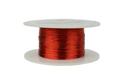TEMCo Magnet Wire 28 AWG Gauge Enameled Copper 4oz 155C 497ft Coil Winding