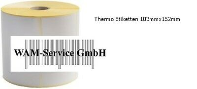 Thermo Etiketten 102mm*152mm  UPS,DHL & DPD Versand
