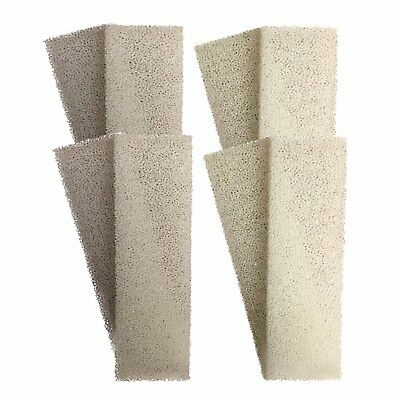 8 x Compatible Foam Filter Pads Suitable For Fluval 3+ Plus Aquarium Filter