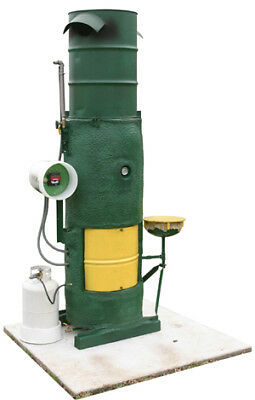 Used Waste Oil Fired Outdoor Boiler Plans