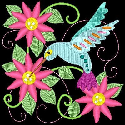 Hummer Blocks - 20 Machine Embroidery Designs (Azeb)