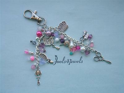 Hairdressers/Beauticians Bag Charm