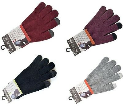 Mens Womens Childrens Smart Phone Screen Gloves iphone ipad Tablet Touchscreen