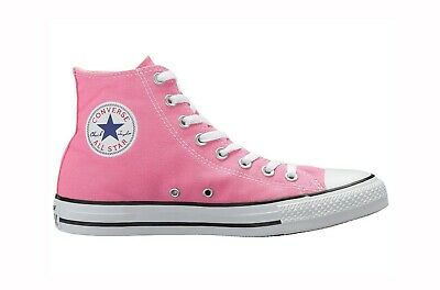 Converse Chuck Taylor All Star High Top Canvas Women Shoes M9006 - Pink/White