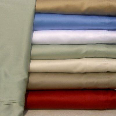 Cal-King Size Complete US bedding Collection 1000tc Egyptian Cotton Select Color