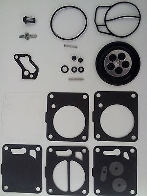 tigershark 640 770 900 1000 1100 mikuni carburetor rebuild kit  montego
