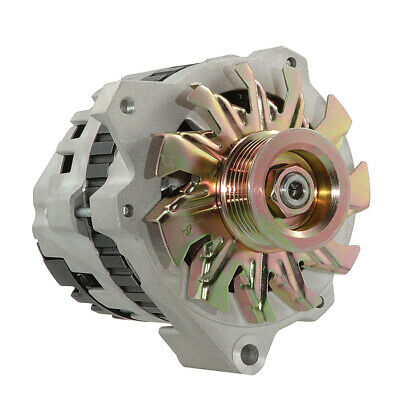 HIGH OUTPUT ALTERNATOR Fits CHEVY GMC CADILLAC OLDSMOBILE BUICK HUMMER 220A