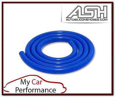 2mm Silicone Silicon Vaccum Hose Pipe 1 Meter - Air Water Washer Turbo Radiator