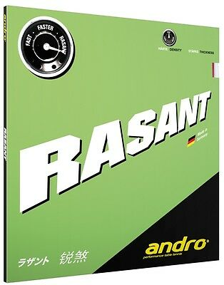 Andro Rasant - Butterfly Tenergy 05 Replacement - Table Tennis Rubber