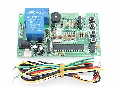 Time Control Timer Board Power Supply for Coin Acceptor