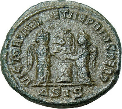Constantine I Great AE17mm Authentic Ancient Roman Bronze Coin