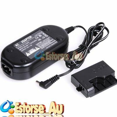 AC Adapter Charger ACK-E10 For Canon EOS 1100D Rebel T3 Kiss X50