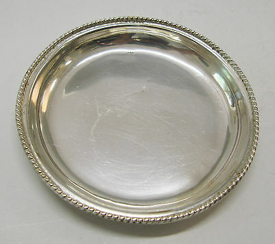 Antique Sterling Silver 925 disc
