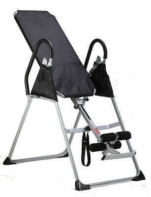 Inversion Table for relief of BACK/KNECK PAIN. Everything a £500 table will do!