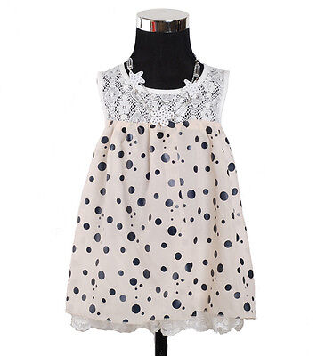 New Baby Girls Party Dress in Pink,Cream From 0-3 to 9-12 Months